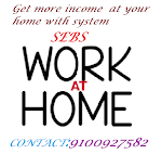 Get more income  at your home with system