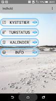 Screenshot of Kyststier på Bornholm