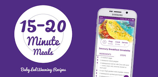 15-20 Minute Meals & Tray Bakes Apps para Android screenshot