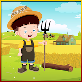 Little Kid Farmer