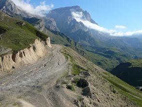 Photo: Azerbajdzsáni hegyi út