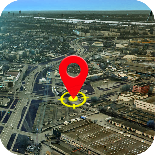 Icon for Earth Map Live GPS:Navigation & route planner 2019