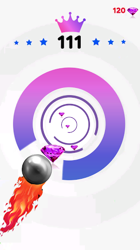 Télécharger Vortex Ball Drop mod apk screenshots 2