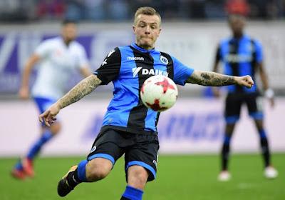 Bruges veut conserver ce joueur pour la saison prochaine