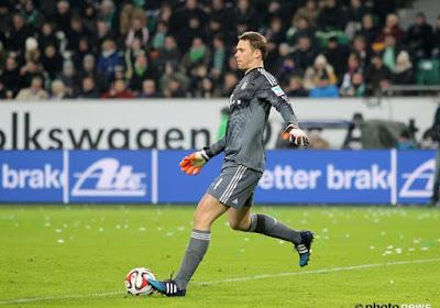 Bundesliga: Neuer glisse, le Bayern tombe mais Wolfsburg n'en profite pas