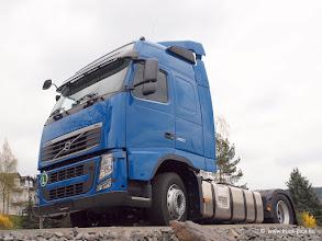 """Photo: """"old"""" FH but still new: ---> www.truck-pics.eu"""