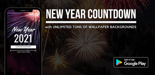 2021 New Year Countdown + Wallpaper - Apps on Google Play