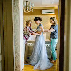 Wedding photographer Olga Kovaleva (Anap4anka). Photo of 05.07.2017