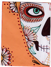 Photo: Wenchkin's Mail Art 366 - Day 245 - Card 245a