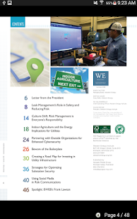 Western Energy eMagazine- screenshot thumbnail