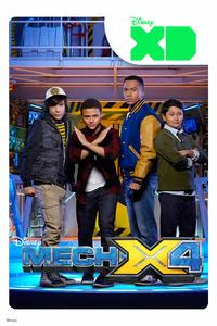Mech-X4 (S2E10)