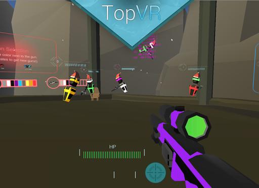 VR Paintball 1.4 screenshots 2