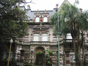 Photo: Just a house in Recoleta