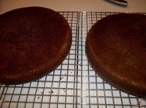 Bake for 30 -35 minutes or until wooden pick inserted in center comes out...
