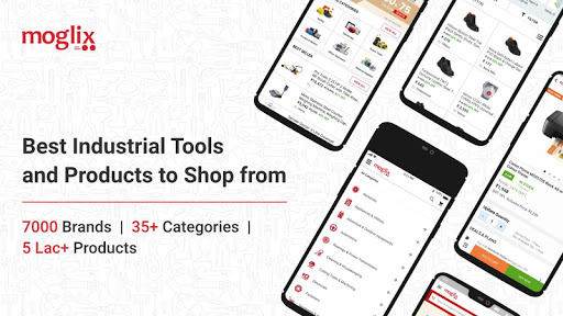 Moglix - Online Industrial & Business Shopping screenshots 1