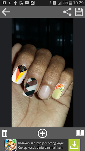 Nails Art Virtual