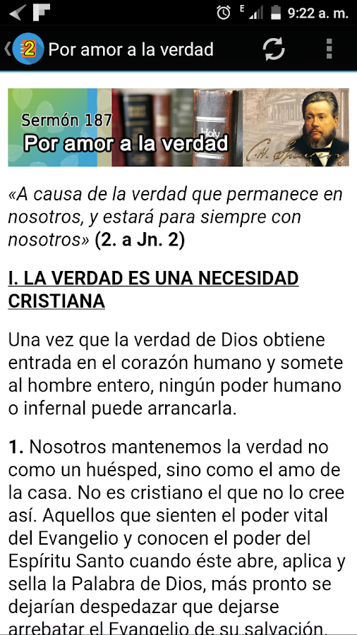 Bosquejos de Sermones (Vol. 2)- screenshot