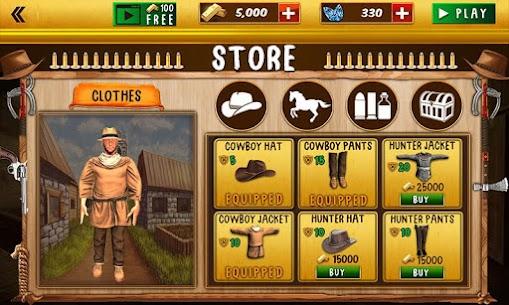 Western Cowboy Apk Mod Dinheiro Infinito 4