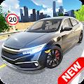 Car Simulator Civic: City Driving APK