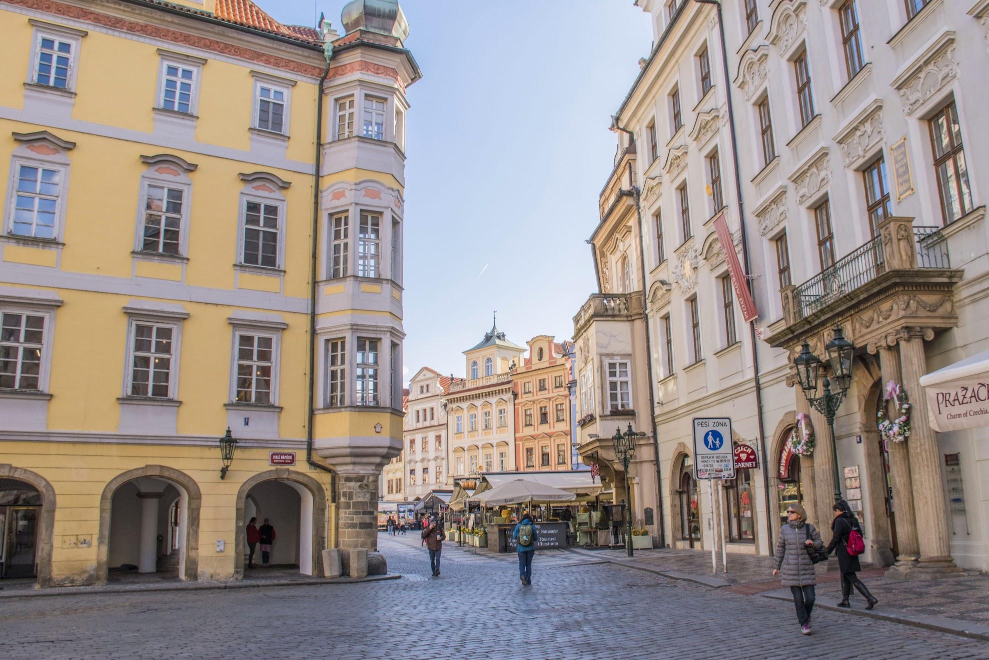 Oude-wijk-Praag