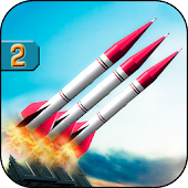 Missile Attack War - Army Gunner Battle of Ships 2