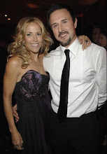 Photo: Sheryl Crow and David Arquette