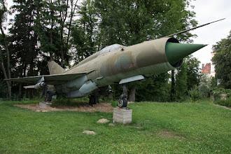 Photo: Jest i MiG21.