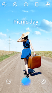 PICNIC – photo filter for dark sky, travel apps 3