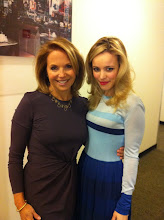 Photo: Look who I ran into at Good Morning America! Can't wait to see The Vow!