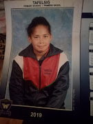 Ayesha Kelly, 10, was caught in crossfire between gangs in Tafelsig on Sunday. She was buried on Tuesday.