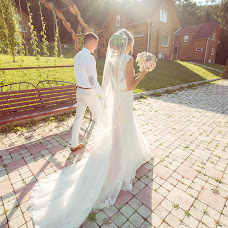Wedding photographer Vladimir Pentegov (Montekris). Photo of 26.08.2015
