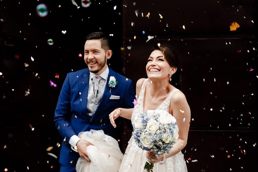 Vestuvių fotografas Viviana Calaon moscova (vivianacalaonm). Nuotrauka 04.07.2019