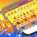 Digital Fire Keyboard icon