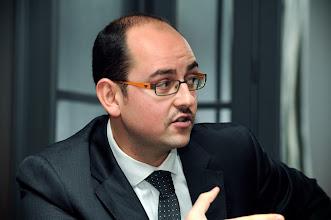 Photo: Eduardo Salido Cornejo, public affairs and policy manager, Telefónica