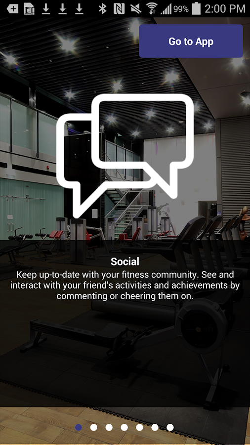 The Edge Health and Fitness- screenshot