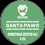 Brewdog Santa Paws