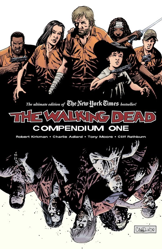 The Walking Dead Compendium (2009) - complete