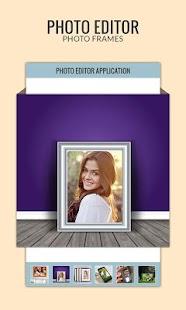 Photo Editor Photo Frames - náhled