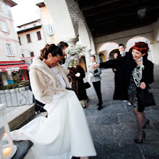 Wedding photographer Manuele Benaglia (benaglia). Photo of 10.01.2014