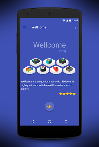 Wellcome - icon pack [beta]