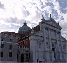 Photo: Basilica de San Giorgio Maggiore. Venecia . http://www.viajesenfamilia.it