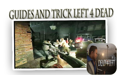 Guides and Trick Left 4 Dead 2 - náhled