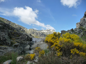 Photo: El aliviadero de la presa