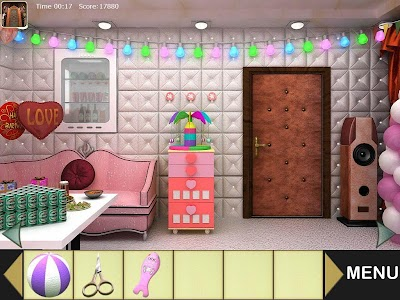 Escape From Girl BirthdayParty screenshot 6