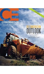 Construction Executive Mag- screenshot thumbnail