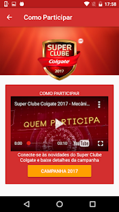 Super Clube Colgate - náhled