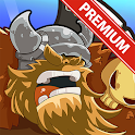 Frontier Wars: Defense Heroes - Tactical TD Game icon