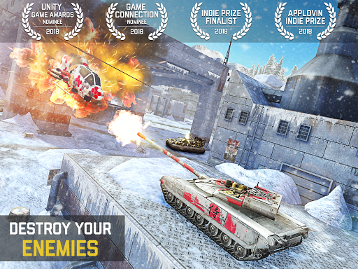 Massive Warfare: Aftermath - Free Tank Game  screenshots 24