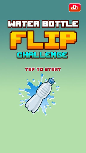 Challenge of Water Bottle Flip Screenshot