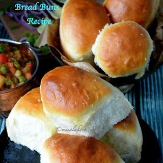 Eggless Ladi Pav Bread Buns Recipe | Mumbai Pav | Eggless Dinner Rolls Recipe | How to make soft bun bread at home.